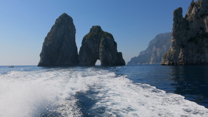 amalfi coast capri exclusive experience